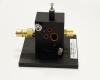 Helmet Regulator and Exhalation Valve Test Fixture