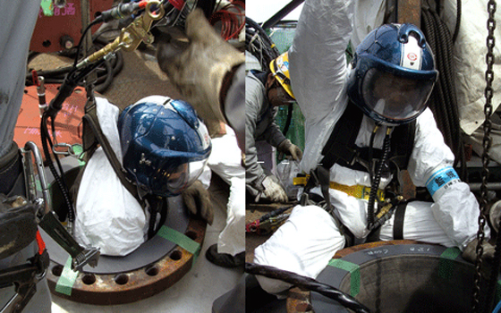 Life Support Systems Helmet Assembly